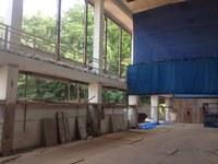 Sportovní areál ve Výškovicích prochází zaslouženou rekonstrukcí