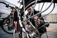 Strážníci budou 8. května čipovat kola proti krádeži
