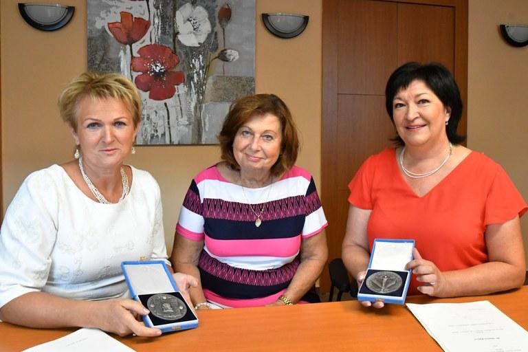Učitelky z Jihu získaly ocenění od ministra