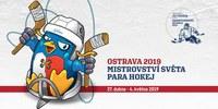 Upozornění pro vlastníky volných vstupenek na MS v para hokeji!