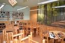 Učebna Lesní školy v Bělském lese