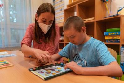 V Hrabůvce vzniká škola pro děti s těžkým postižením