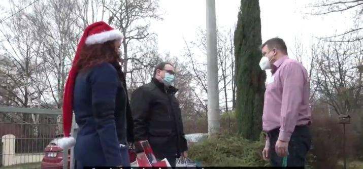 Vánoční přípravy vrcholí také v Charitním domě sv. Zdislavy