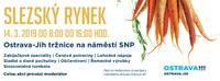 Ve čtvrtek se na náměstí SNP opět koná Slezský rynek