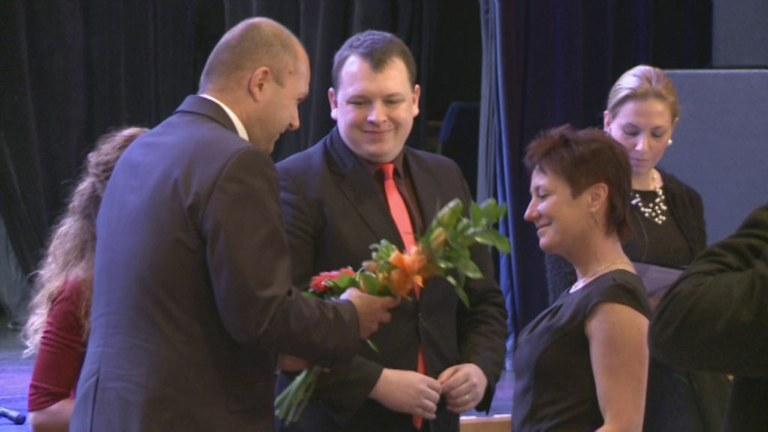 Vedení obvodu poděkovalo pedagogům