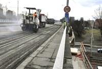 Velká oprava mostu na Plzeňské ulici potrvá do 31. července