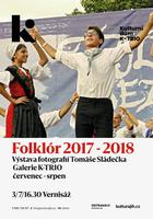 Výstava fotografií Folklór 2017 - 2018 v  K-TRIO