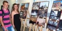 Výstava fotografií na Letišti Leoše Janáčka