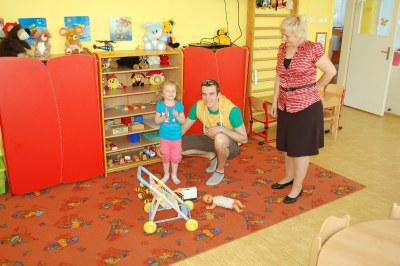 Zápisy dětí do mateřských škol