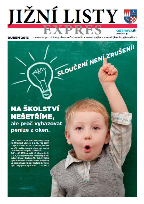 Jižní listy Express