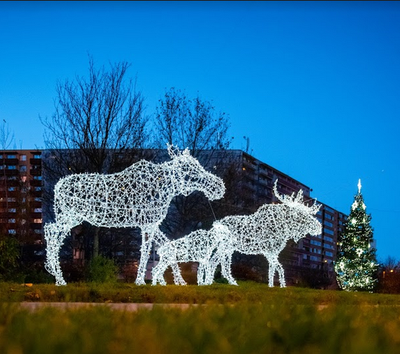 Advent a vánoce na Jihu