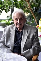 Muž z roku 1916, Jan Gomola, slavil 103 let s úsměvem