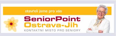 Nově otevřený Senior Point bezplatně slouží občanům Ostravy-Jihu