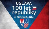 Sobotní oslavy 100 let v Ostravě-Jihu si vyžádají uzavírku ul. Čujkovova a náměstí SNP