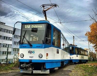 Tramvaj 17 pojede z Jihu do Poruby až na Vřesinskou častěji