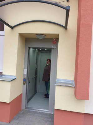 V domech pro seniory v Hrabůvce slouží tři nové výtahy