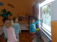 Všechny mateřské školy v obvodě Ostrava – Jih dostaly interaktivní tabule